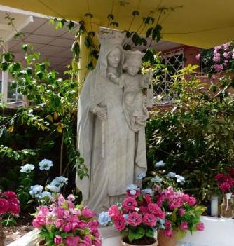 Vierge del Carmen