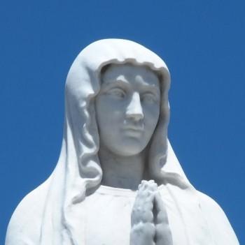 Vierge blanche de l'Alta Rocca