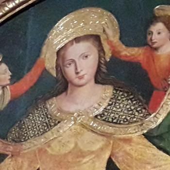 Vierge d'Entraunes